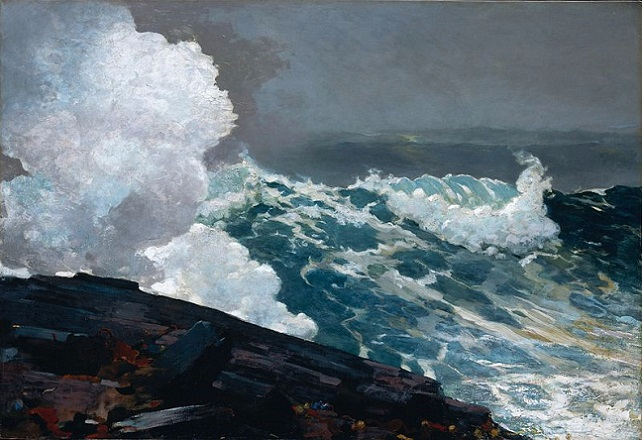 Northeaster, 1895 (642x440, 280Kb)