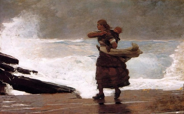 "Winslow Homer 1836-1910 - American painter - Tutt""Art@ (643x401, 236Kb)"