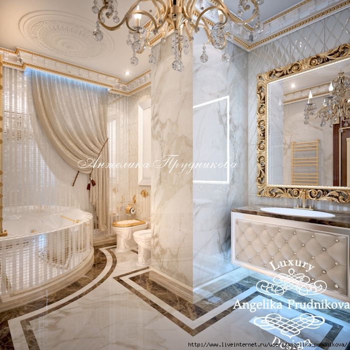 Дизайн-проект интерьера квартиры в стиле Ар-деко в ЖК «Виноградный» /5994043_01000451 (700x700, 335Kb)
