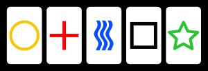 Zener_cards_(color).svg (300x103, 8Kb)