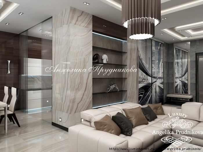 Интерьер квартиры в стиле модерн на Мосфильмовской /5994043_02_gostinaya (700x525, 214Kb)