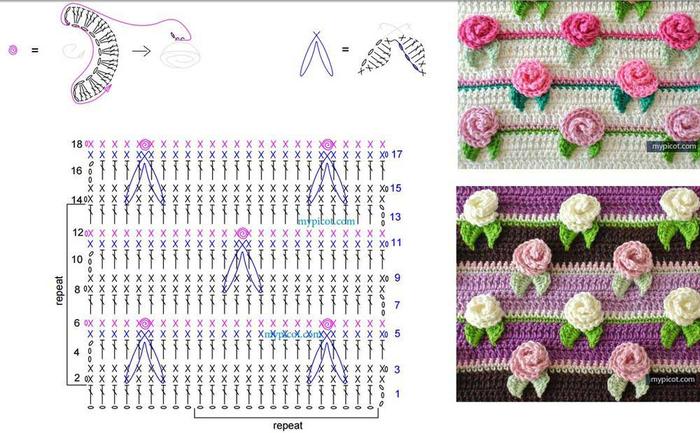 uzor-s-obemnymi-rozochkami-pattern-with-volume-roses2[1] (700x433, 308Kb)