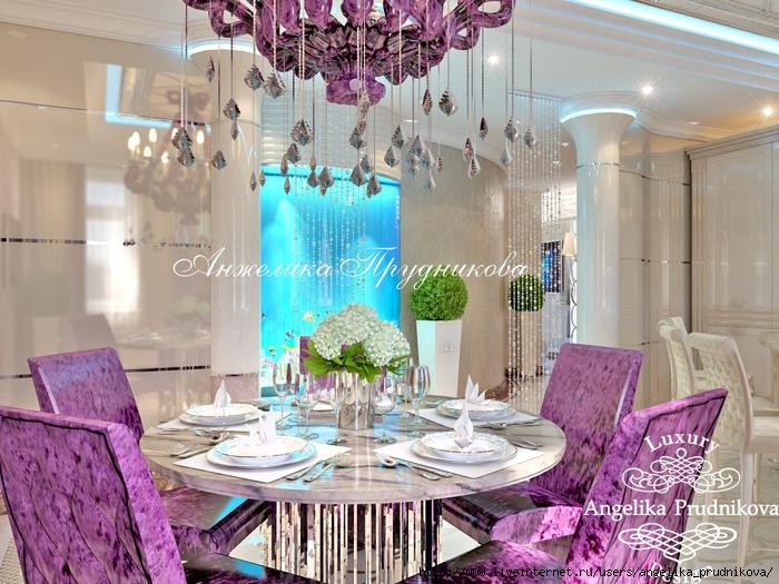 Дизайн интерьера квартиры в стиле Ар-деко в ЖК «Эдельвейс»/5994043_07_stolovaya (700x525, 300Kb)