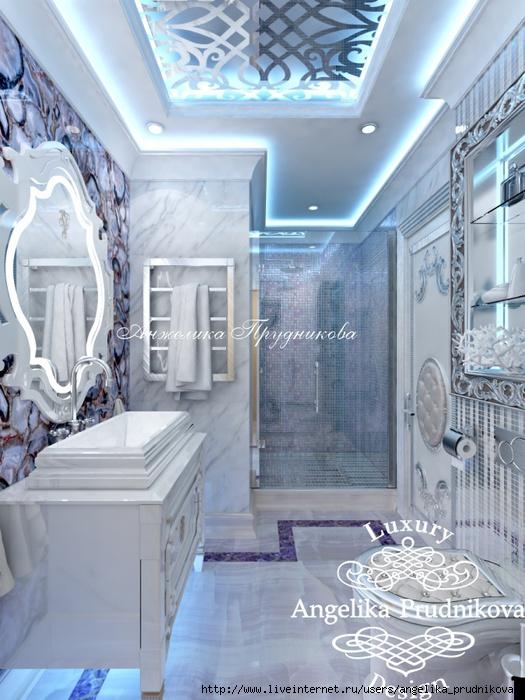 Дизайн интерьера квартиры в стиле Ар-деко в ЖК «Эдельвейс»/5994043_23_goluboysanuzel (525x700, 245Kb)