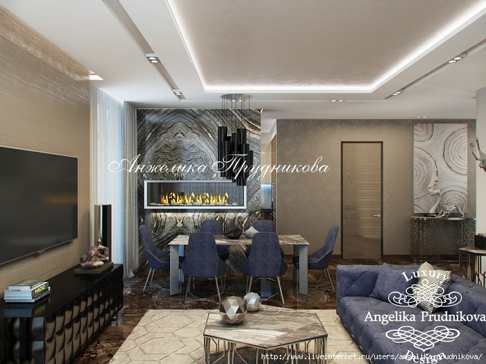 Интерьер квартиры в стиле модерн на Мосфильмовской /5994043_01_gostinaya (700x525, 242Kb)
