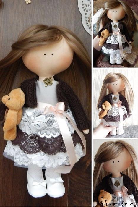 Тильда кукла что такое