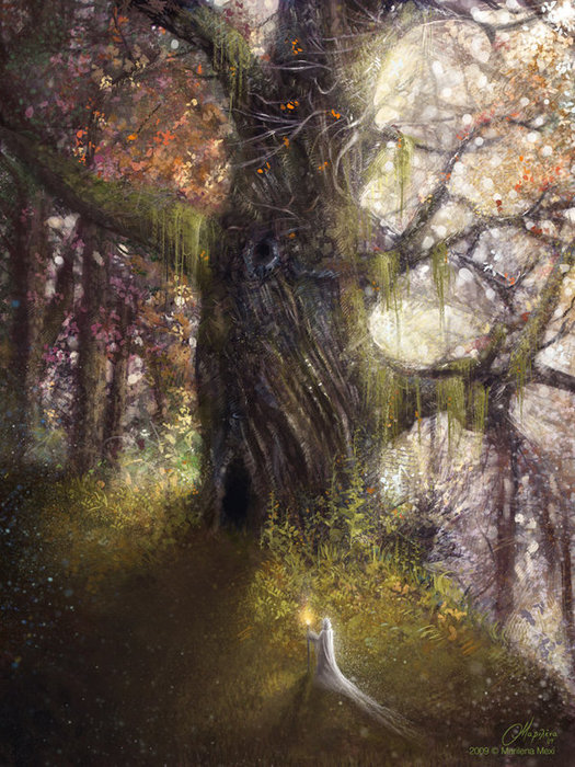 the_lost_tree_by_maril1-d2baf20 (525x700, 131Kb)