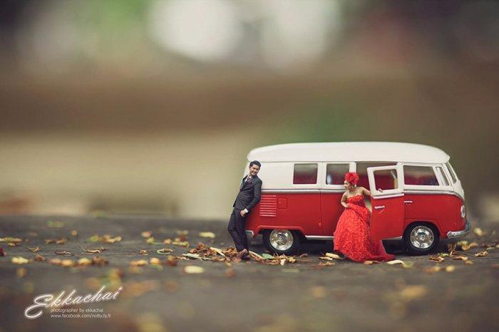 необычные свадебные фото 2 (700x466, 184Kb)