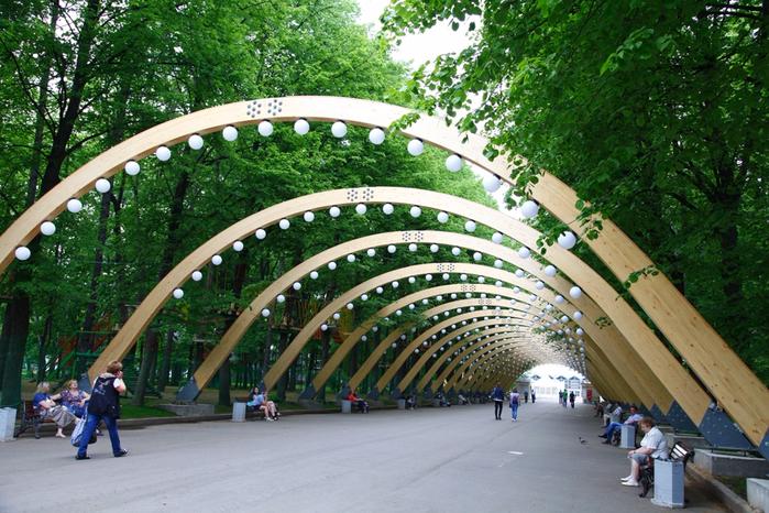 истиория тимирязевского парка: