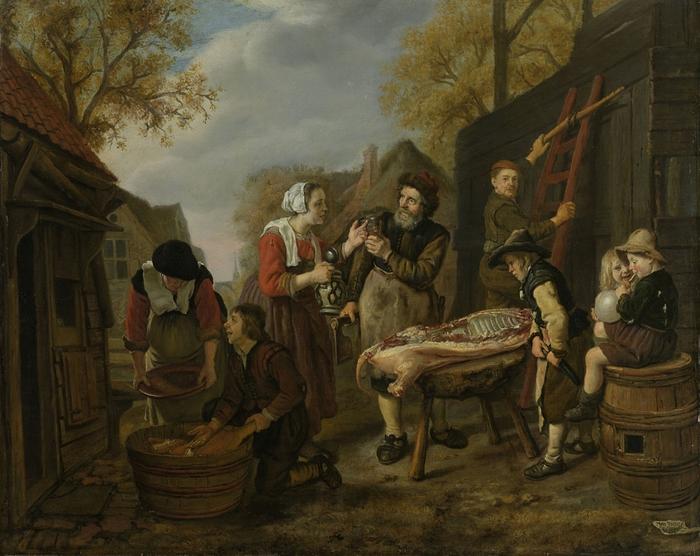 4000579_De_varkensslachter_Rijksmuseum_SKC259_jpeg (700x556, 298Kb)
