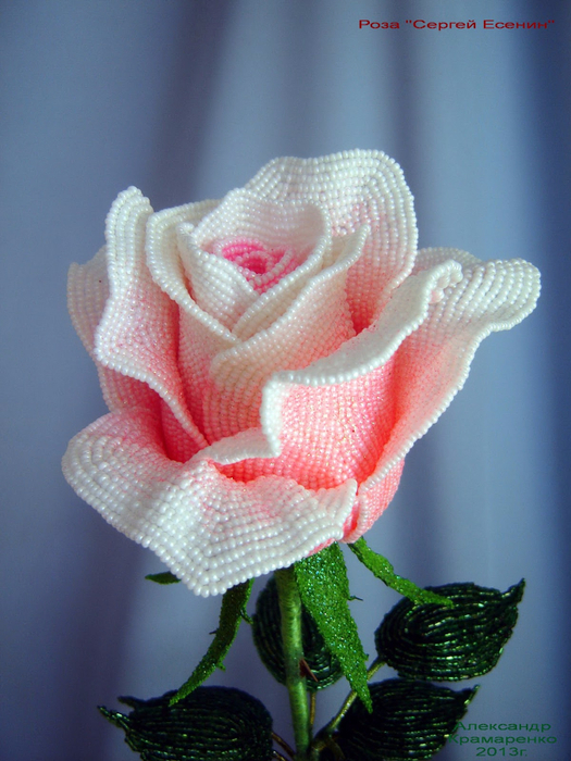 Розы из бисера (10) (525x700, 408Kb)