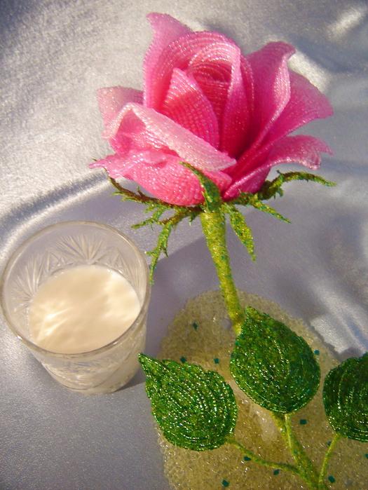 Розы из бисера (12) (525x700, 478Kb)