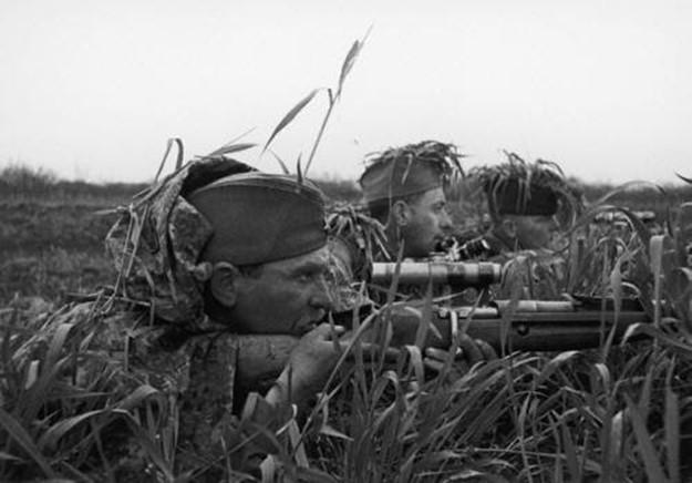 История и современность военного камуфляжа. Факты о маскировке