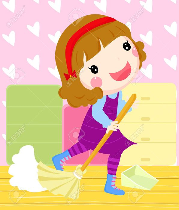 20002241-a-girl-cleaning-a-room--Stock-Vector-clean (596x700, 44Kb)