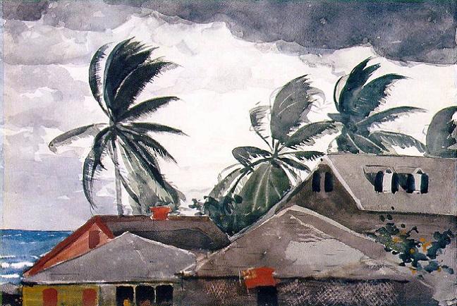 Hurricane, Bahamas, 1898 (648x434, 382Kb)
