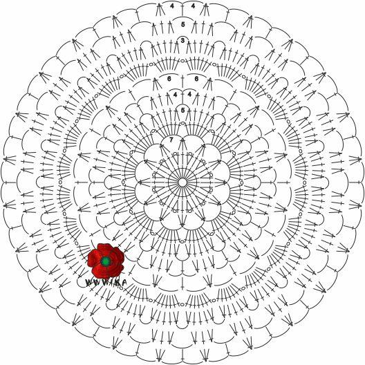 схема круга для инета (528x528, 231Kb)