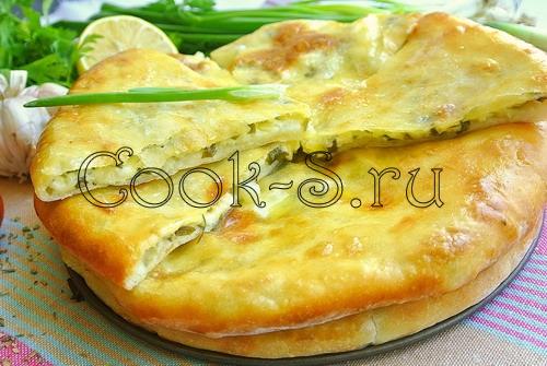 Осетинский пирог в мультиварке рецепты с фото