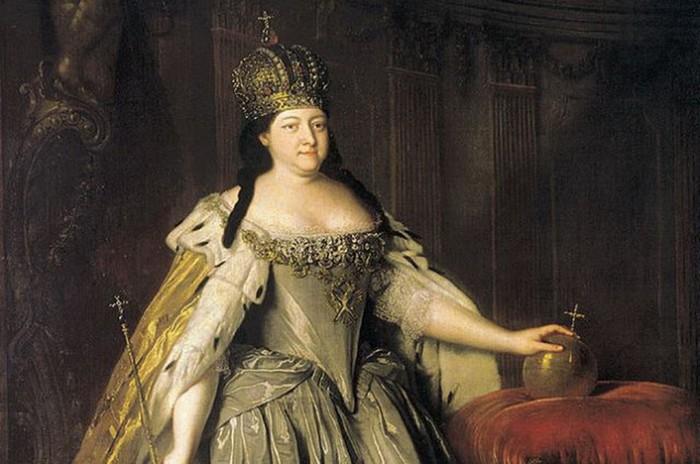 Анна Иоанновна, баловница судьбы: от нищей 17 летней вдовы герцогини до российской императрицы