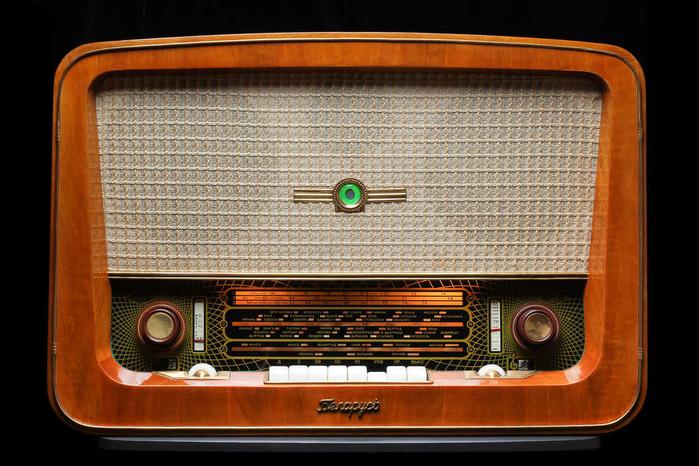 Из старого радио своими руками