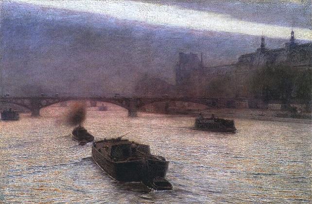 wiecz-r-nad-sekwan. Evening on the Seine (642x420, 345Kb)