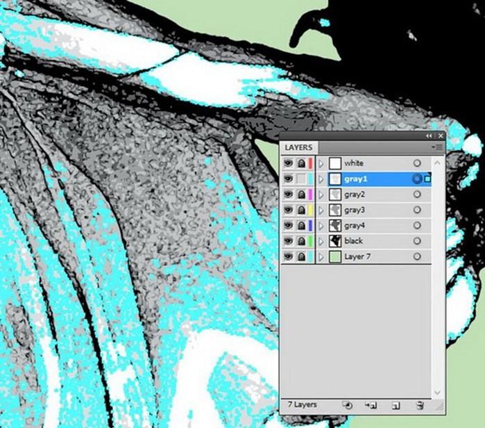 Превращаем фото в рисунок от руки в AdobeIllustrator