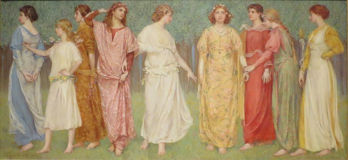 2384045_Louise_Howland_King_Cox_A_Rondel_1892_oil_on_canvas_High_Museum_of_Art_Atlanta_Georgia (700x321, 39Kb)