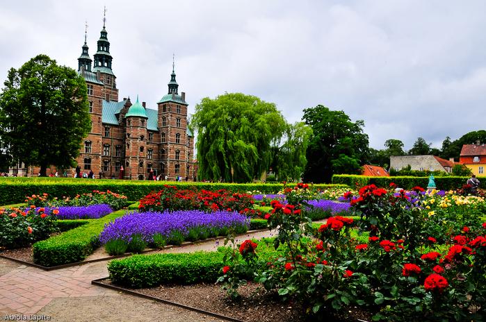 портрет датский замок розенборг унифицированная схема