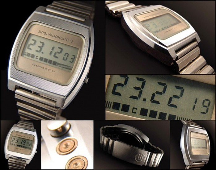 Советские часы обладали потрясающим дизайном и могли потягаться в точности с известными швейцарскими механизмами