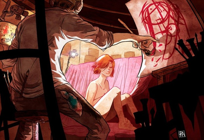 20 скандальных иллюстраций Рафаэля Альвареса, которые вы не забудете