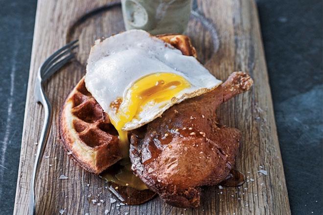 ресторан Duck and Waffle в лондоне 13 (660x440, 292Kb)