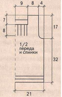 Top-s-biryuzovoj-otdelkoj.Vykrojka (250x392, 61Kb)