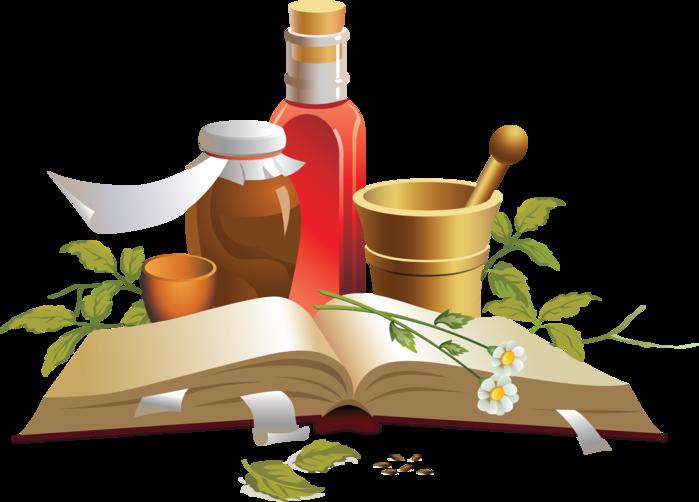 народные рецепты (699x502, 146Kb)