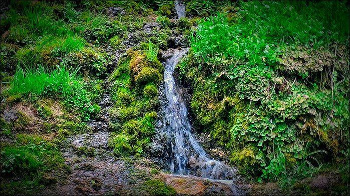 Долина Семи Ключей на Наре