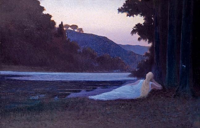 Le Calme du soir, 1897 (647x414, 265Kb)