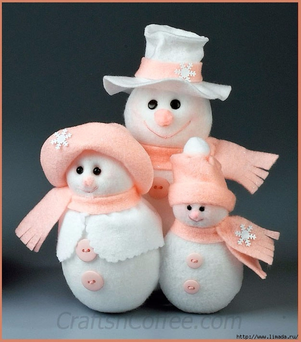 diy-adorable-felt-snowmen (615x700, 258Kb)