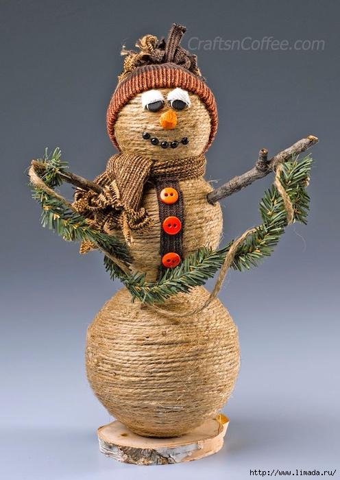 diy-jute-snowman (496x700, 245Kb)