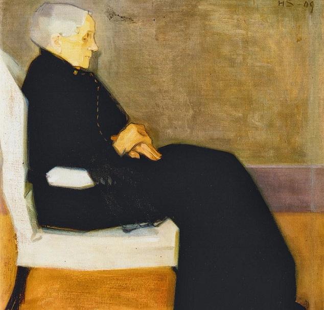 """Helene Schjerfbeck + Tutt""""Art@ (34) (634x607, 349Kb)"""