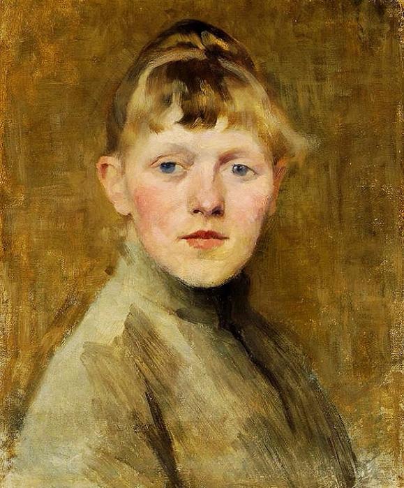 Self-Portrait 1884 (579x700, 490Kb)