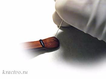 ЛЕПКА. Как сделать гитару из полимерной глины (20) (350x263, 29Kb)