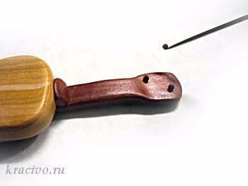 ЛЕПКА. Как сделать гитару из полимерной глины (22) (350x263, 34Kb)