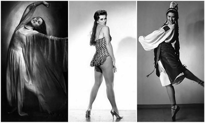 Рома Прийма   львовская балерина, покорившая мир