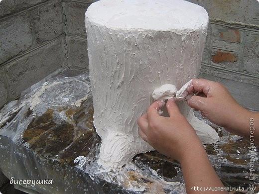 скульптуры из подручных материалов(4) (520x390, 146Kb)