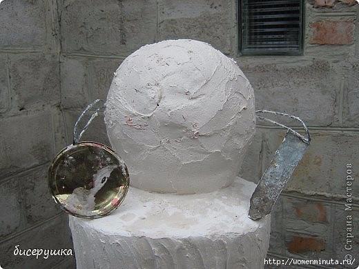 скульптуры из подручных материалов(6) (520x390, 123Kb)