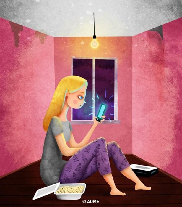12 главных привычек, которые делают нас несчастными