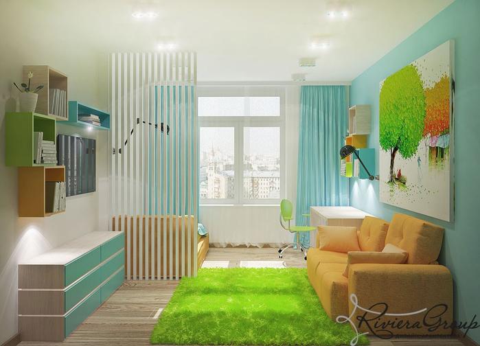Стиль минимализм и эко в дизайне городской квартиры7 (700x504, 316Kb)