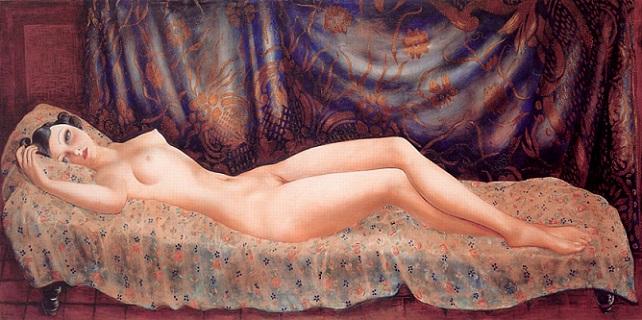 Обнаженная Арлетти, 1923 (642x320, 278Kb)