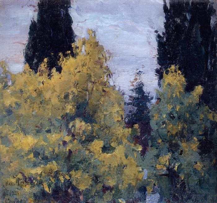 Нестеров М. В. Крым. . 1928 (700x656, 804Kb)