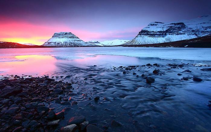 1. Грюндарфьордур, Исландия (700x439, 352Kb)
