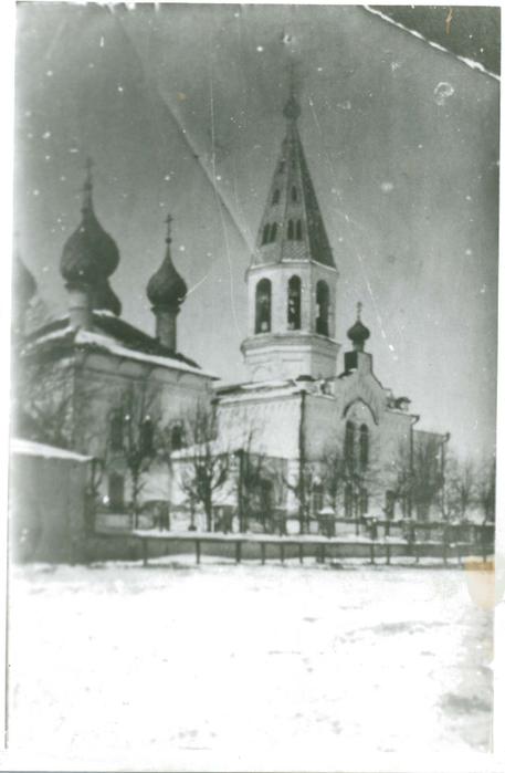 Вознесенская церковь. Фото до 1917 г. (457x700, 179Kb)