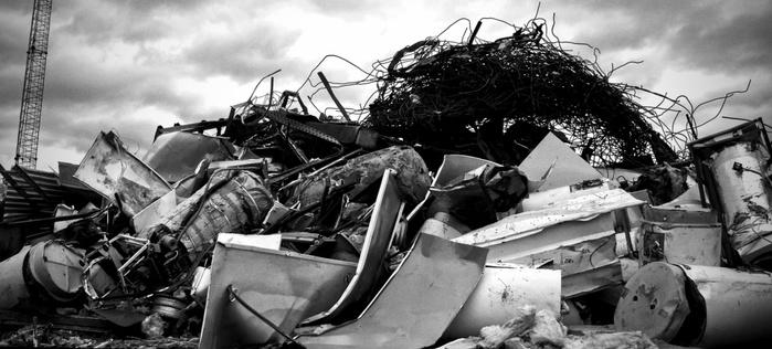 Спасаем природные ресурсы сдачей металлолома